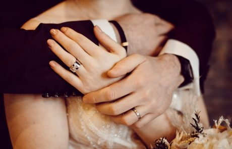 Shooting d'inspiration mariage hiver
